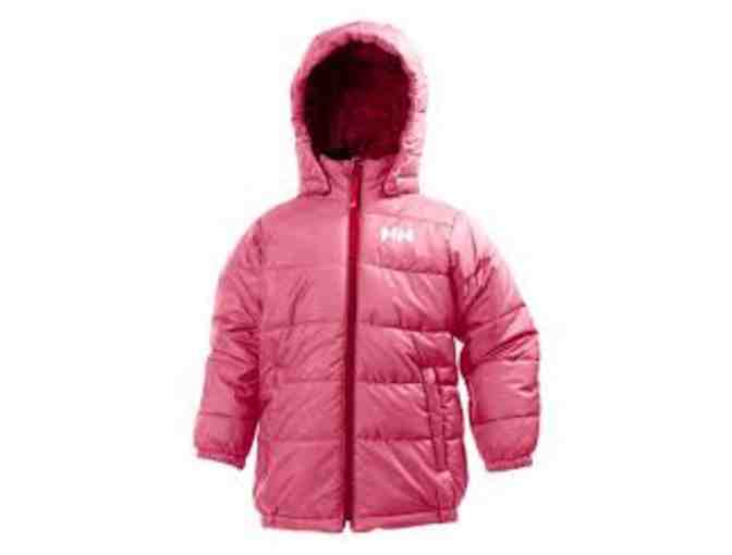 Helly Hansen - Kids Artic Puffy Jacket - Size 5 - Pink Carnation