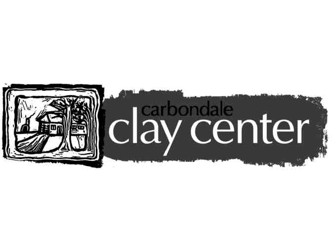 $50 Towards a Class at Carbondale Clay Center