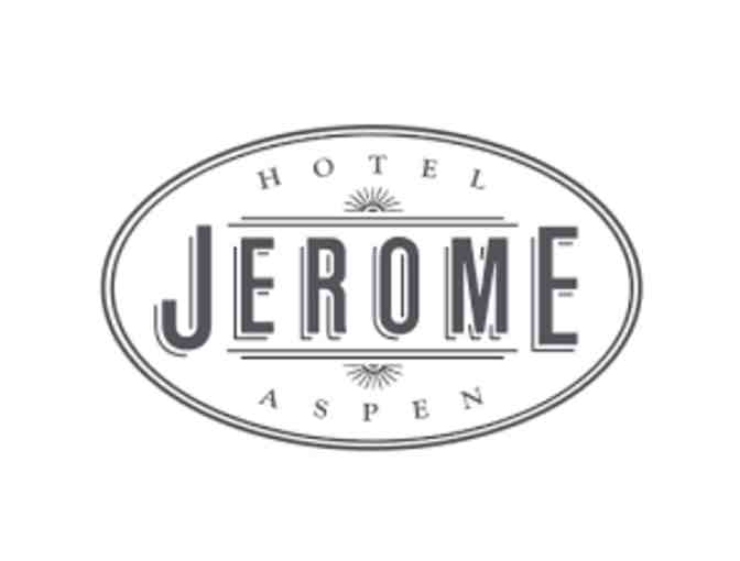 Hotel Jerome - $50 Gift Certificate for Any Dining Outlet