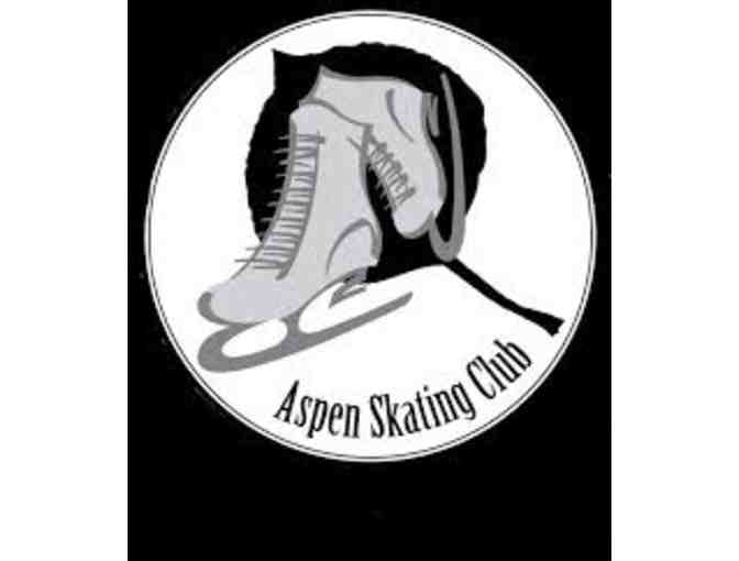 Aspen Skating Club - One Month Tuition/Membership