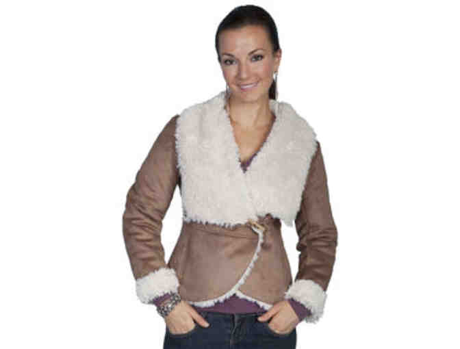 Scully Faux Fur Jacket- Women's Small from Bullocks