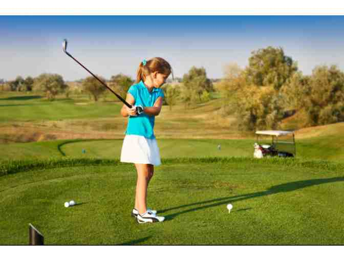 Aspen Junior Golf Summer Session for 7-15 Year Old Girls
