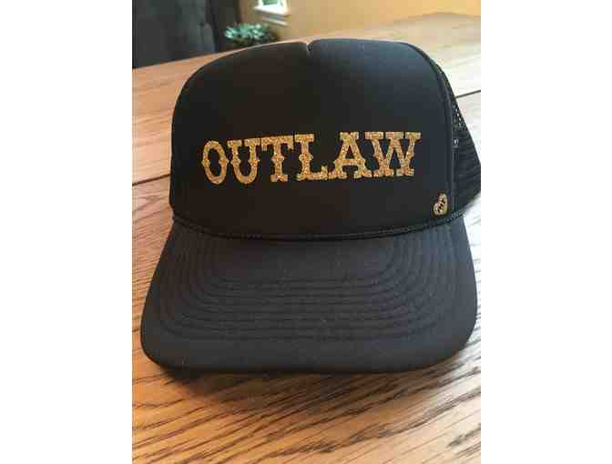 'Outlaw' Trucker Hat by Mother Trucking Co. - The Loft Boutique