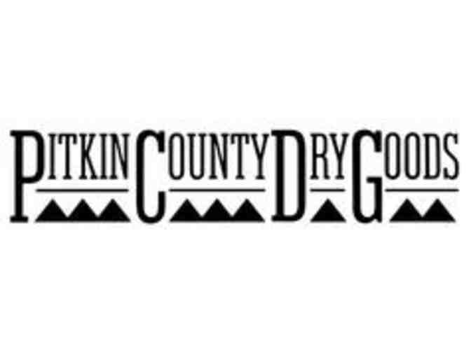 Pitkin County Dry Goods - $300 Gift Certificate