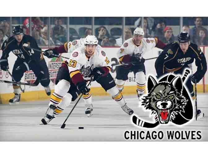 Chicago Wolves Tickets - Photo 1