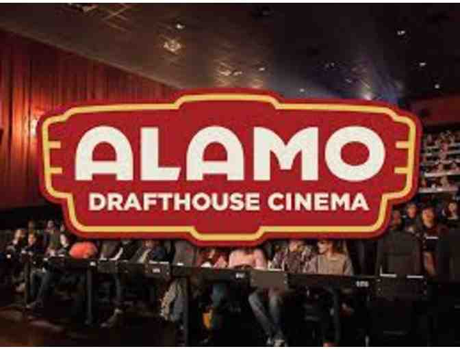 Alamo Drafthouse Cinema - 2 Tickets plus $30 for Food/Beverage - Photo 1