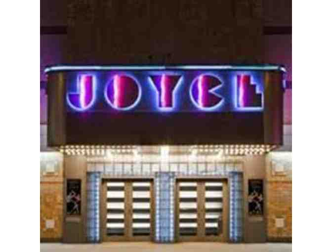 2 Tickets to a Joyce Theater Performance - Photo 1