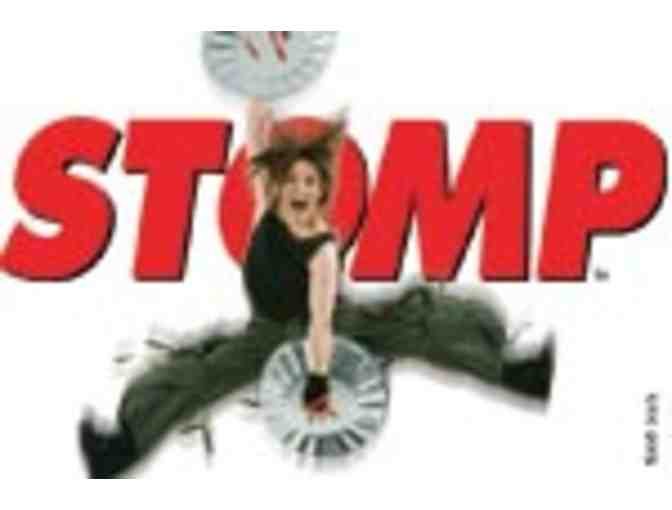 2 Tickets to STOMP - Photo 1