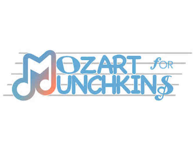 2 Adult Tickets to Mozart for Munchkins (Kids Attend Free) - Photo 1