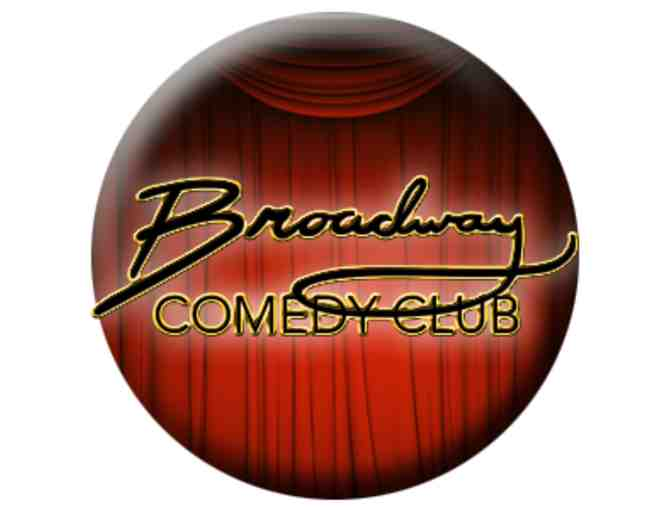 2 Admissions to Broadway Comedy Club - Photo 4