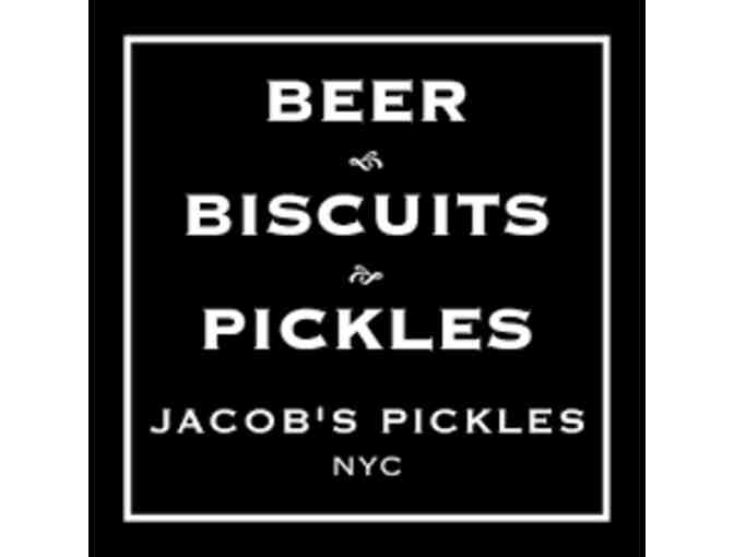 $50 Gift Card to Jacob's Pickles - Photo 1