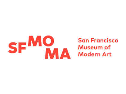 Two Passes to the San Francisco Museum of Modern Art (SFMOMA)