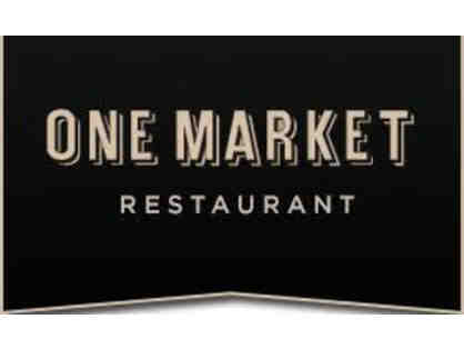 $100 Gift Card to One Market Restaurant in San Francisco