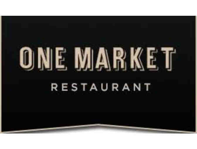 $100 Gift Card to One Market Restaurant in San Francisco - Photo 1