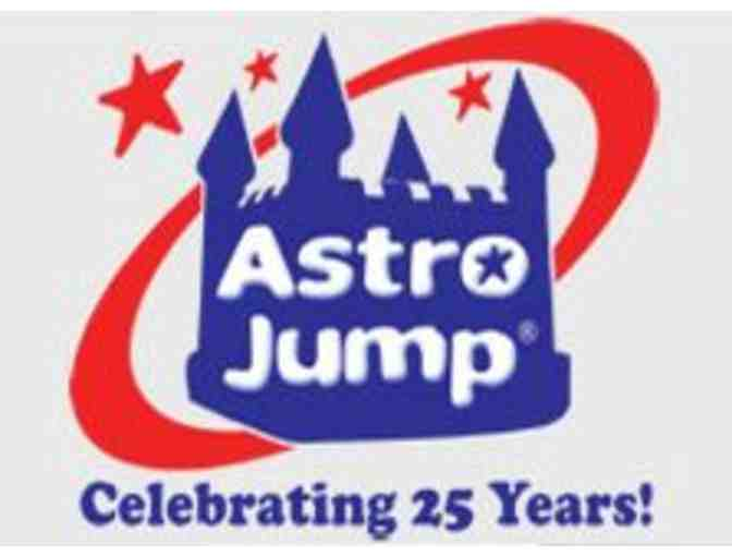 Astro Jump, DC - 50% off Themed Bounce House Rental
