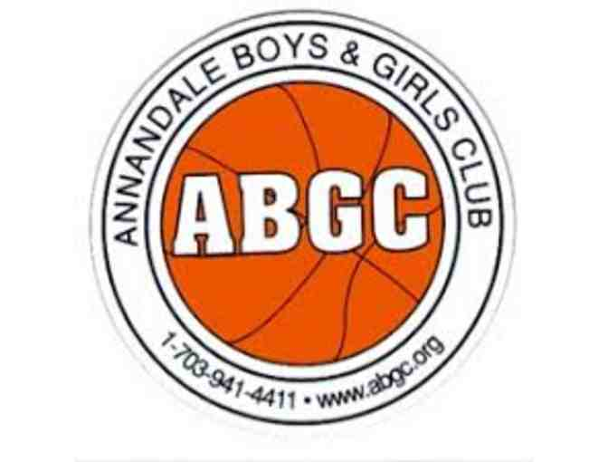 Annandale Boys and Girls Club - One Free Sports Registration