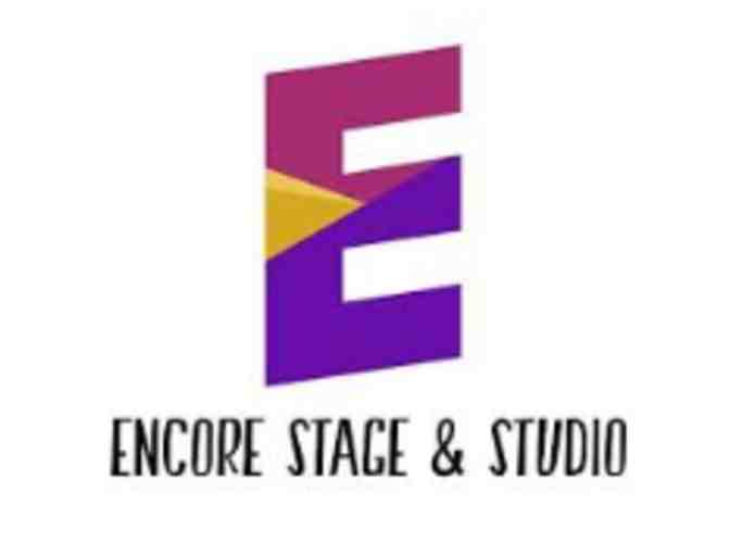 4 Tickets Encore Stage & Studio Production
