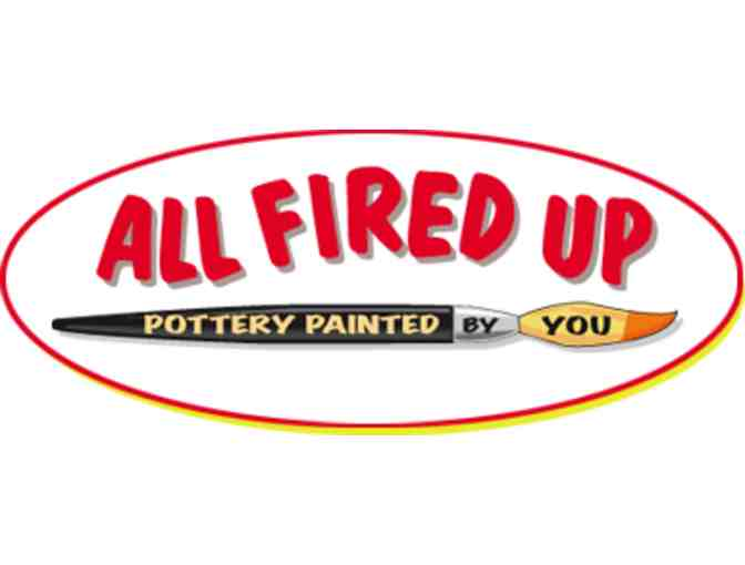 All Fired Up $25 Certificate (Washington DC or Bethesda, MD)