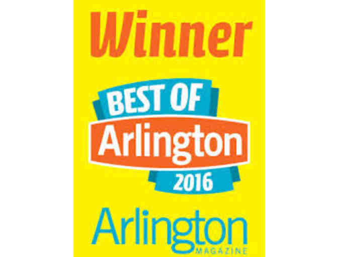 Arlington Magazine 'Cover Child' and 'Best of Arlington' Party Tickets