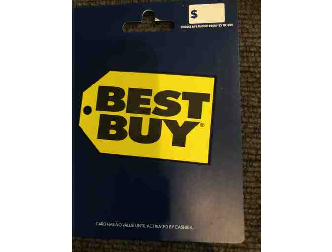 Best Buy Gift Certificate for $100 - Photo 1
