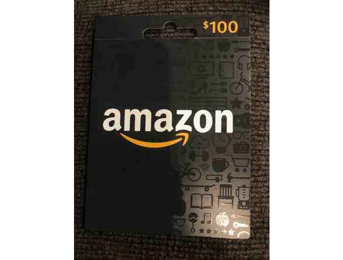 Amazon Gift Card for $100 - Photo 1