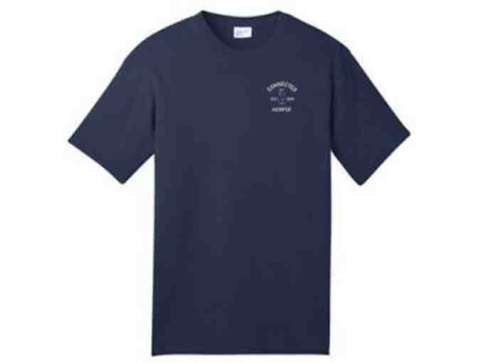 Connected Horse Unisex T-shirt - Sizes Small, Medium, Large, X-Large - Photo 1