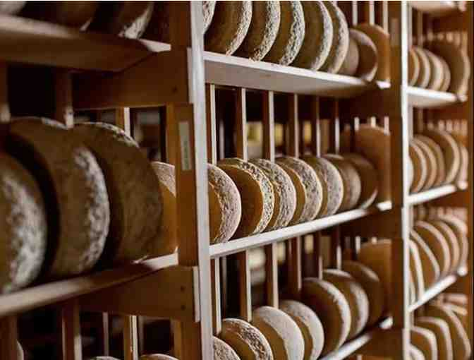 Ranch/Cheese Making Tour for Two at Achadinha Cheese Company