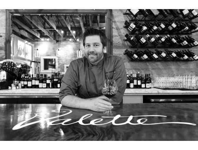One-on-one with notable Chef Dustin Valette