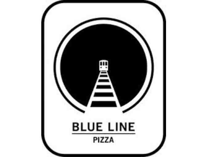 Blue Line Pizza $25 Gift Certificate - Photo 1