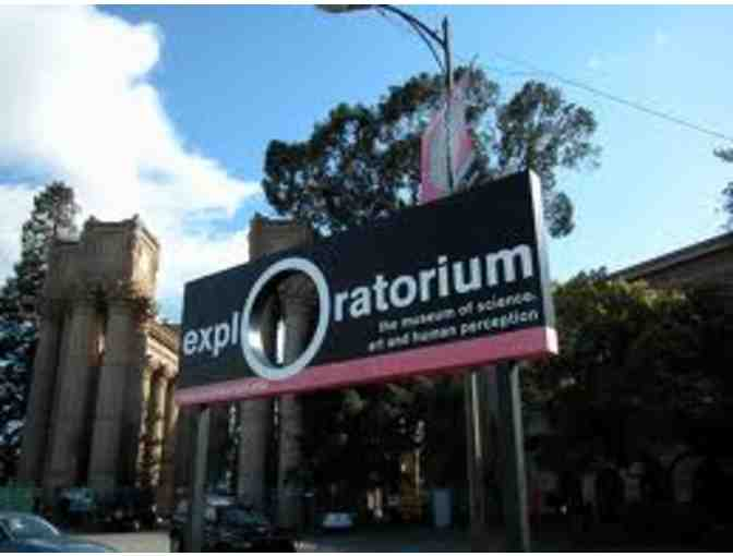 $100 gift card for the San Francisco Exploratorium - Photo 1