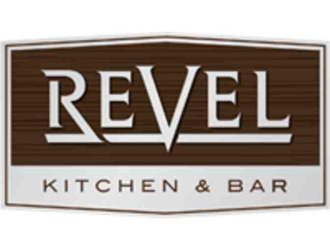 $40.00 gift card to Revel Kitchen & Bar - Photo 1