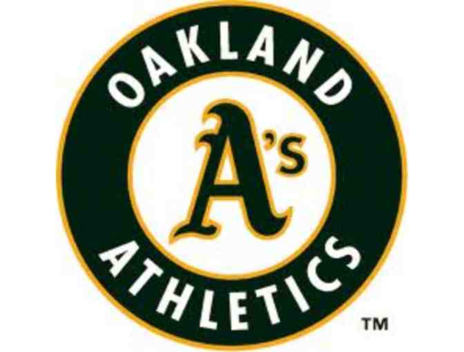 Let's Go Oakland, Let's Go! 4 vouchers to an A's game this season. - Photo 1