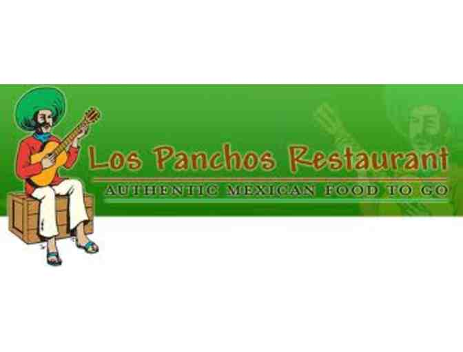 $20.00 Gift Certificate to Los Panchos - Photo 1