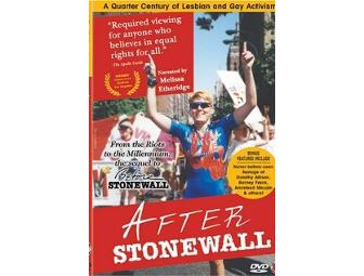 'Before Stonewall' and 'After Stonewall'