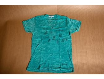 Kate & Laura Mulleavy of Rodarte decorated T-Shirt