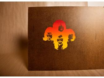 Kings of Leon limited edition silk screen- original cover art from 'Youth & Young Manhood'