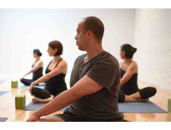 Bend + Bloom Yoga One Month Unlimited Classes (Value $160)