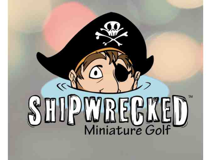 Shipwrecked MIni Golf 4 passes