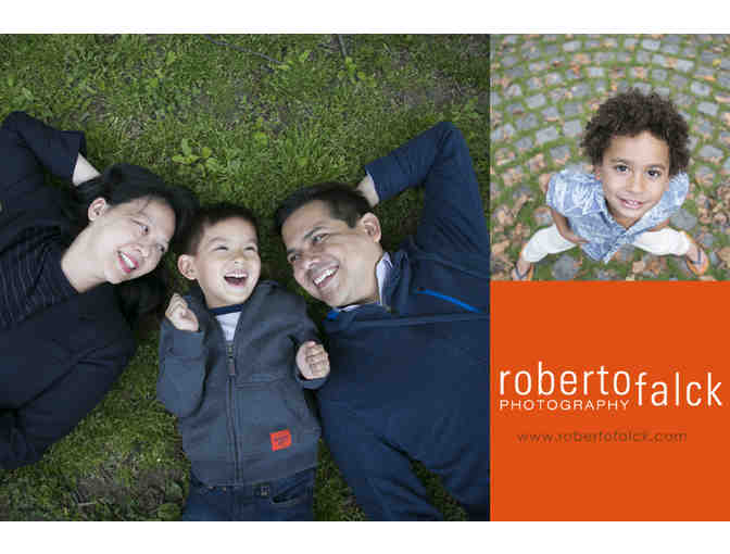 Family Portrait Session with Roberto Falck photography