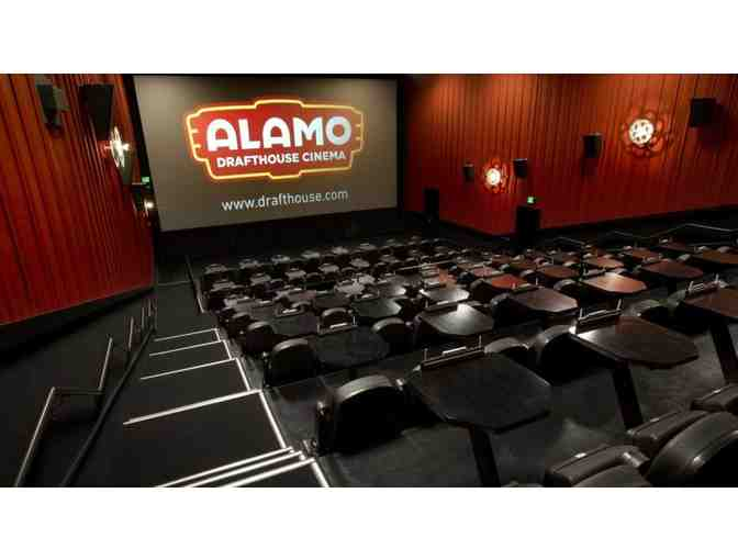 Alamo Drafthouse - Movie night Package