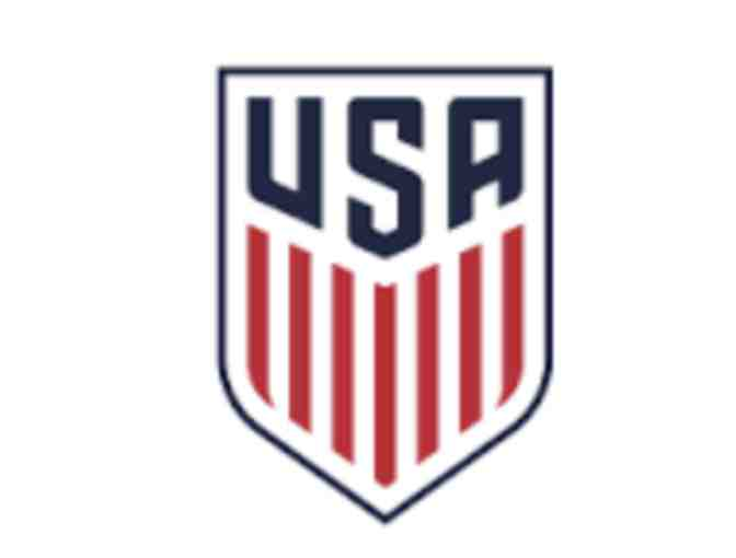 US Soccer Team Bag