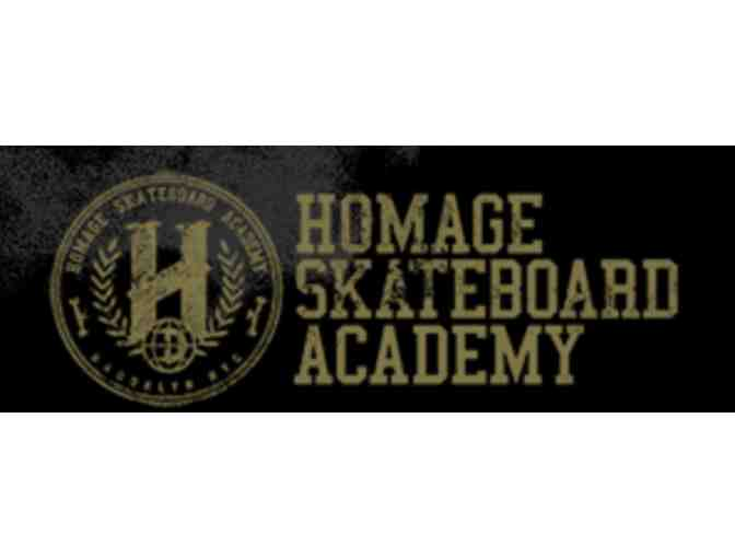 Homage Skateboard Academy $150 Gift Card - Photo 1