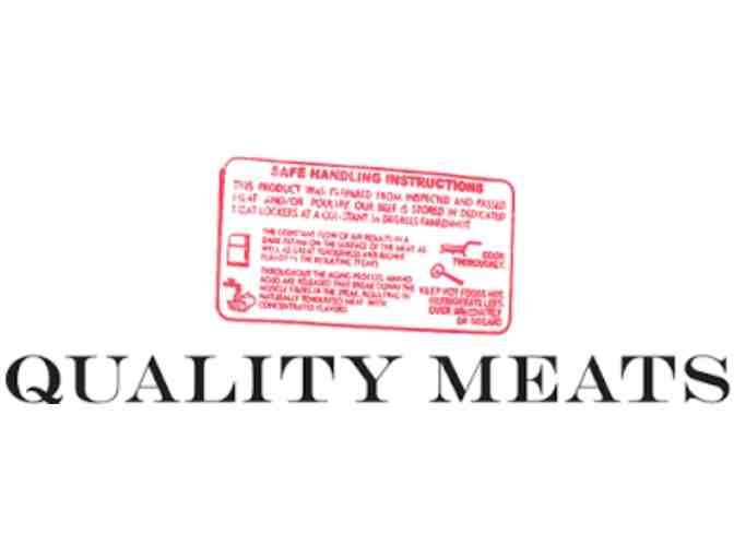 $150 Gift Card to Quality Branded Restaurant Group  [Smith & Wollensky, Quality Meets, Qua - Photo 2