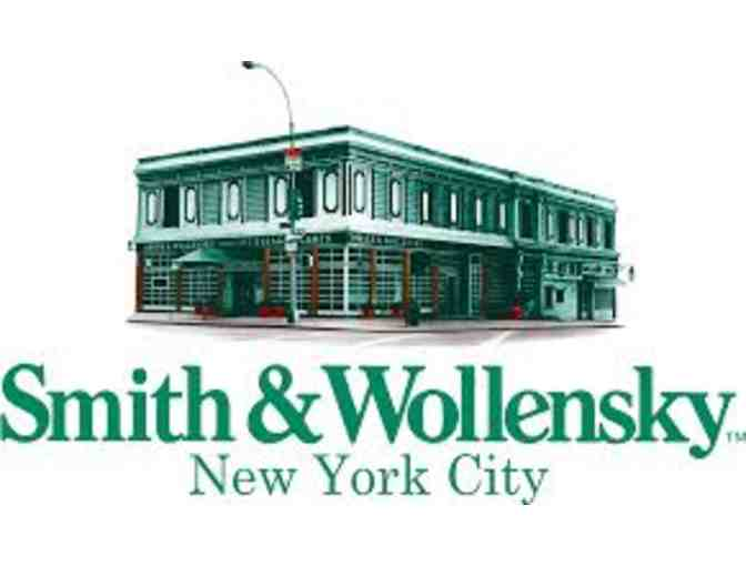 $150 Gift Card to Quality Branded Restaurant Group  [Smith & Wollensky, Quality Meets, Qua - Photo 3