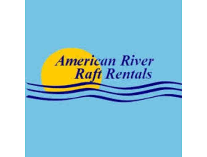 4 Person Raft Rental from American River Rentals - Photo 2