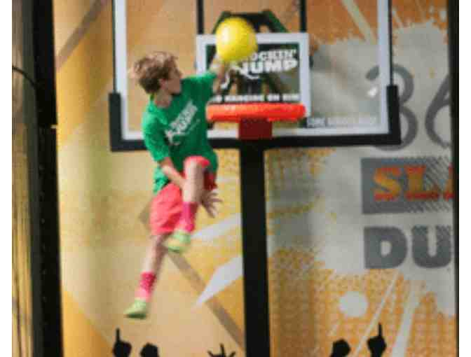 2 Passes to Rockin' Jump Ultimate Trampoline Park @ Epicenter - Photo 3