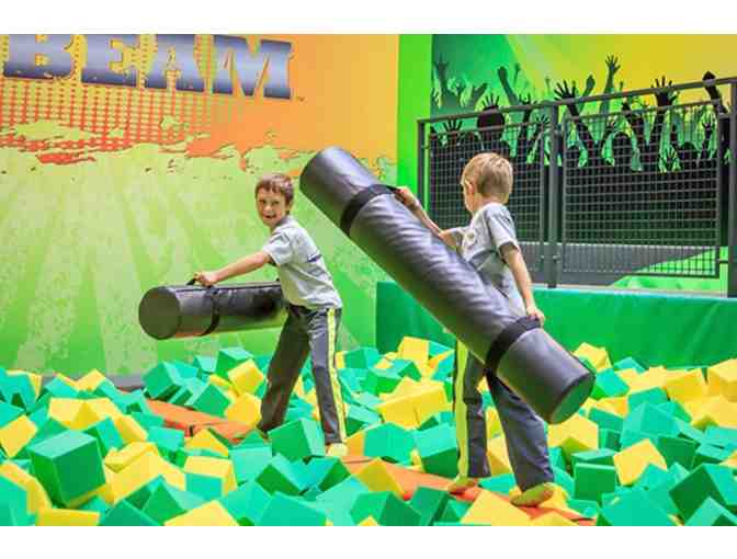2 Passes to Rockin' Jump Ultimate Trampoline Park @ Epicenter - Photo 4