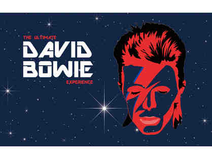 David Bowie Tribute! Space Oddity: The Ultimate David Bowie Experience- 4 Tickets