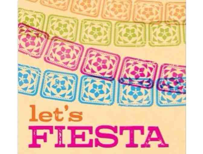 Fiesta Like There is No Manana- Saturday, September 16