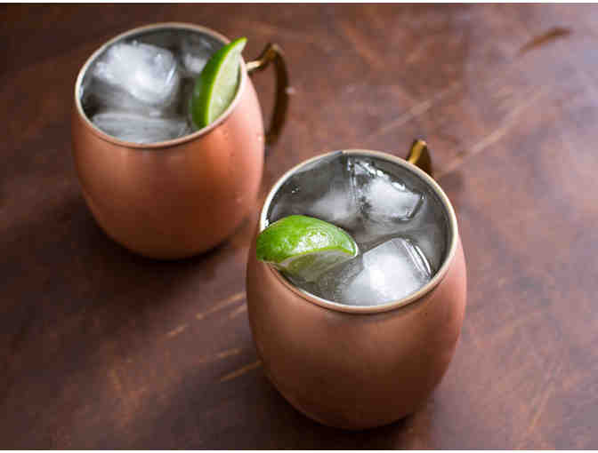 Mamas and Moscow Mules - Saturday, August 26
